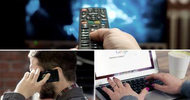 Nación autorizó aumentos para las facturas de marzo de internet, cable y telefonía fija