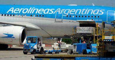 Arribó a la Argentina otro avión con 500 mil dosis de vacunas Sputnik V contra el Covid-19