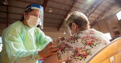 Misiones superó las 400 mil vacunas aplicadas contra el Covid-19