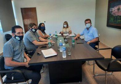 Alem: Reunión para seguimiento de protocoles sanitarios en escuelas