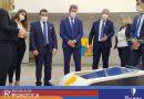 El Gobernador de la provincia de San Juan, Sergio Uñac visito la Escuela de Robótica
