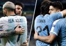 Copa América: Argentina se enfrenta desde las 21 con Uruguay en Brasilia