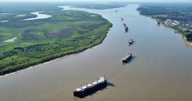 El Estado nacional inició su gestión transitoria y cobrará el peaje en la hidrovía