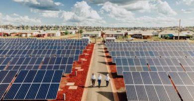 Silicon Misiones se abastecerá de energía por medio de una planta fotovoltaica